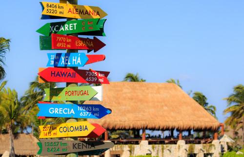 Krystal Cancun Timeshare Visits Avenida Tulum