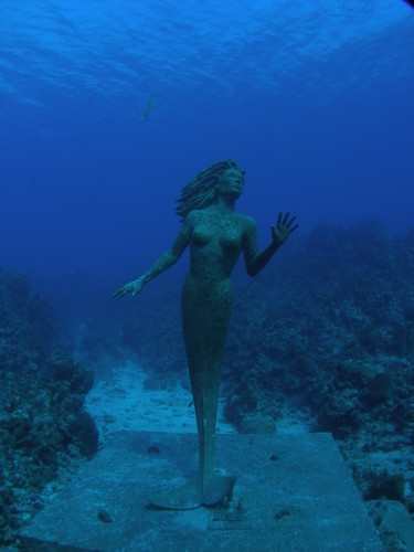 A Visit to Cancun's Underwater Museum with Krystal Cancun Timeshare